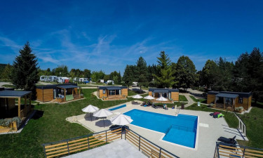 Camping Plitvice Holiday Resort