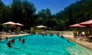 Camping au Vallon Rouge