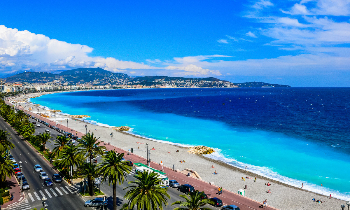 Image result for the cote d'azur