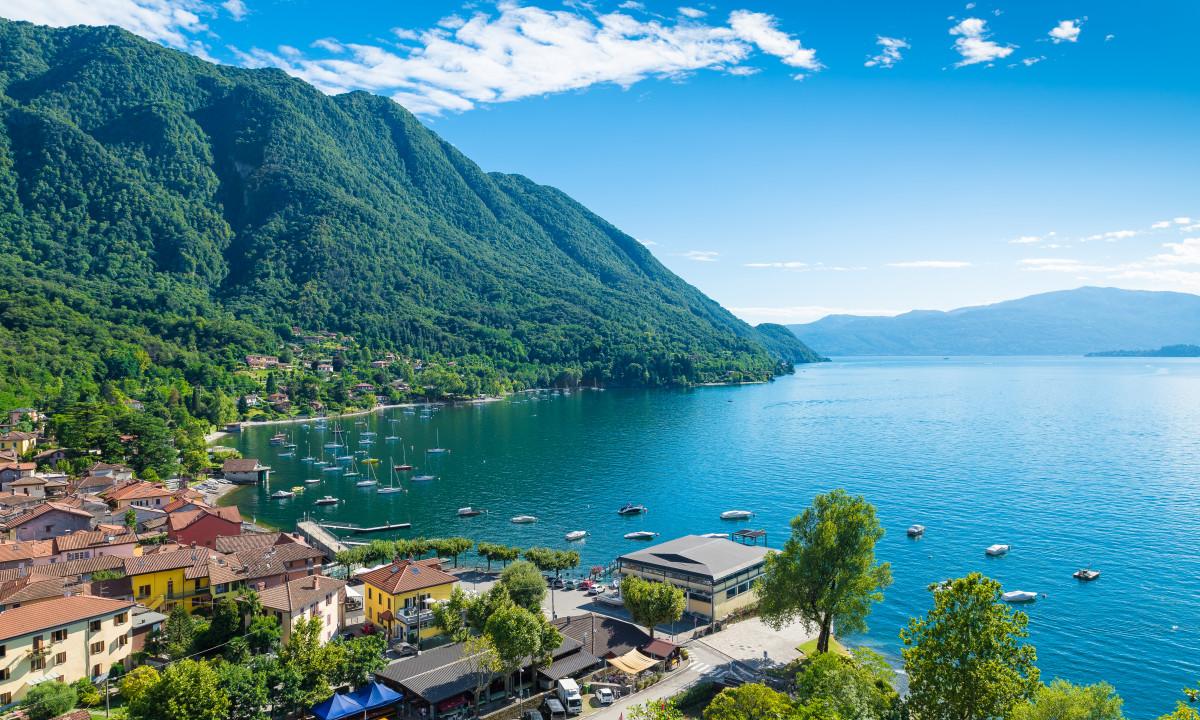 Mobilheim Kaufen Lago Maggiore : Camping lago maggiore hier camping in italien buchen