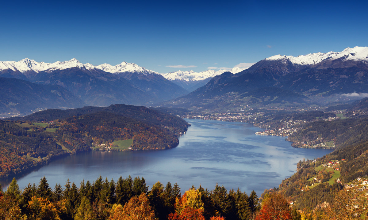 Mobilheime Ossiacher See : Kärnten in Österreich qualitative mobilheime bei luxcamp buchen