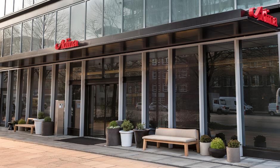 Hotel Adina i Hamborg