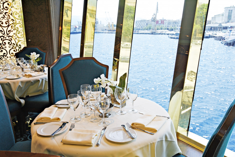 Restaurant MSC Splendida