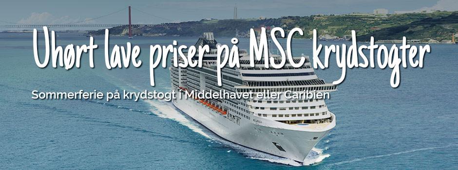 MSC krydstogter
