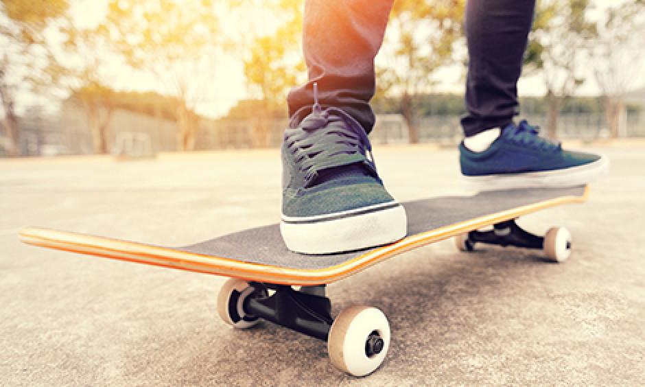 skatepark, bornholm