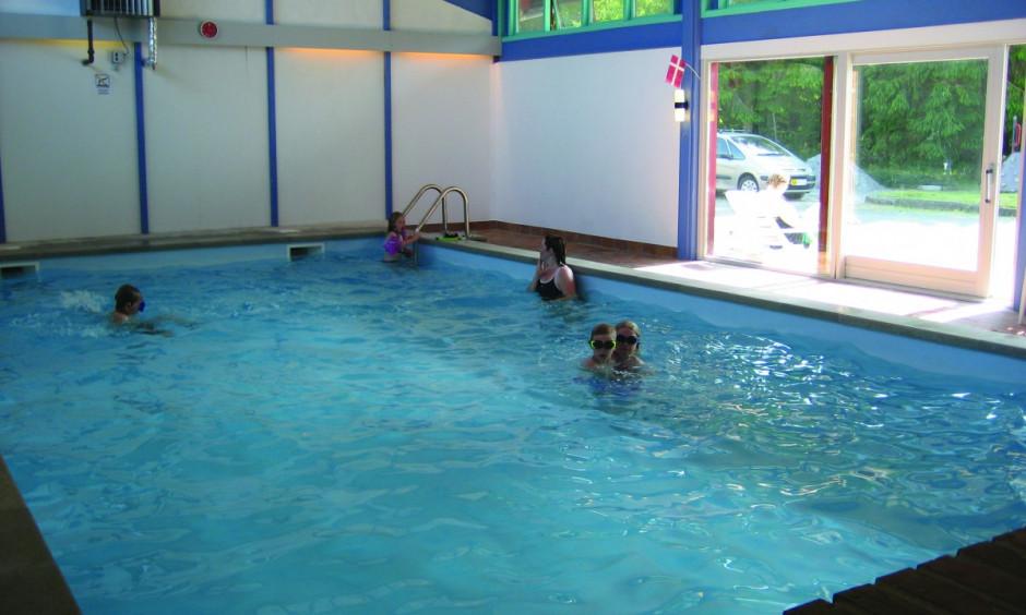 Dueodde Feriepark indendørs pool
