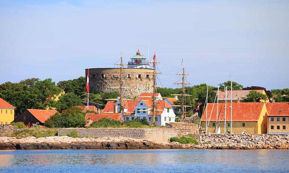 Christiansø, Bornholm