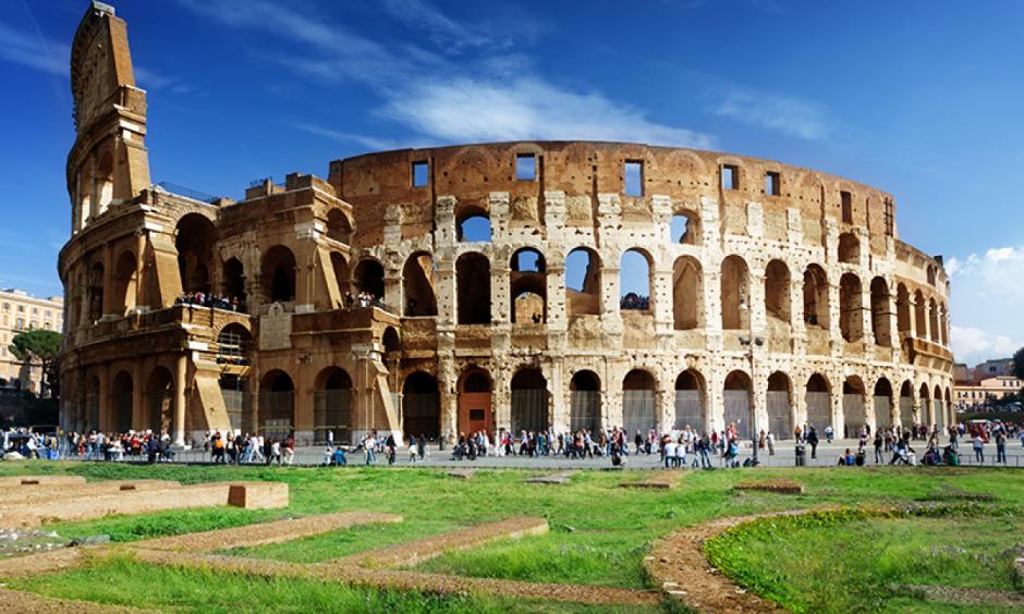 Colluseum - Rom historie