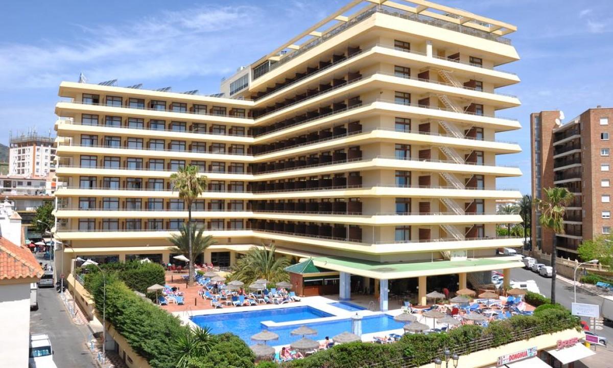Hotel Cervantes - pool