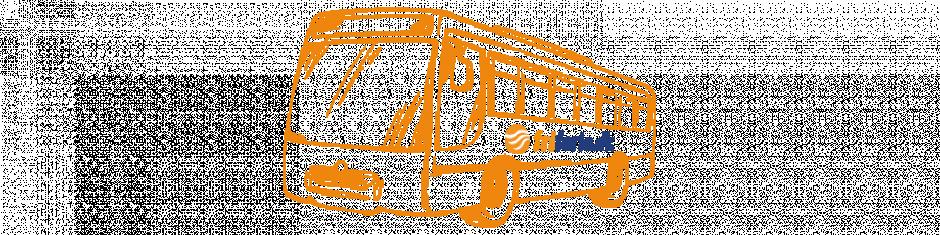 Badebus, bus, busrejser
