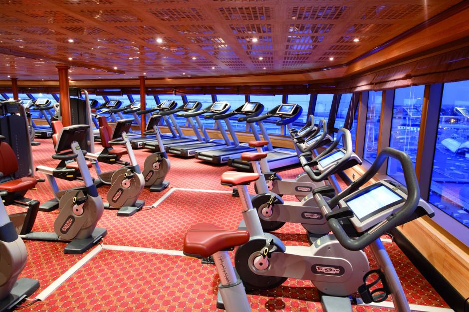 Fitnessrum Costa Luminosa