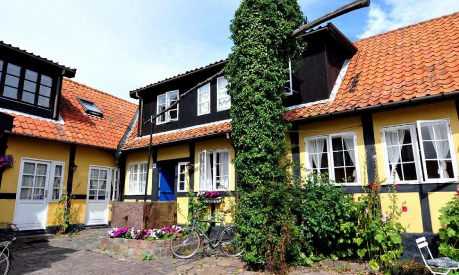 Hotel Slægtsgården - Hyggeligt bondehus