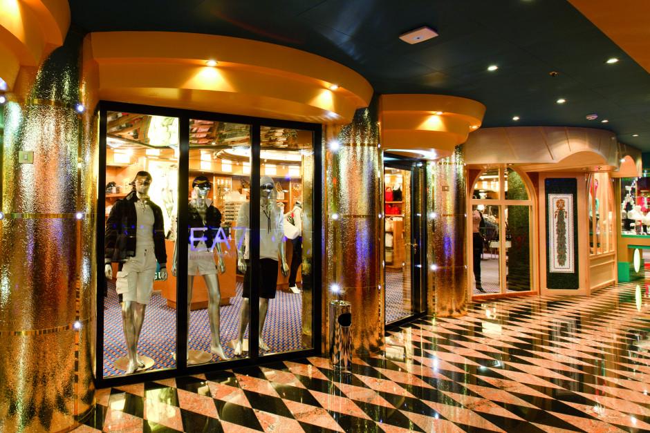 Butikker Costa Favolosa