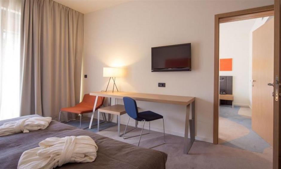 Hotelværelse Connecting rooms