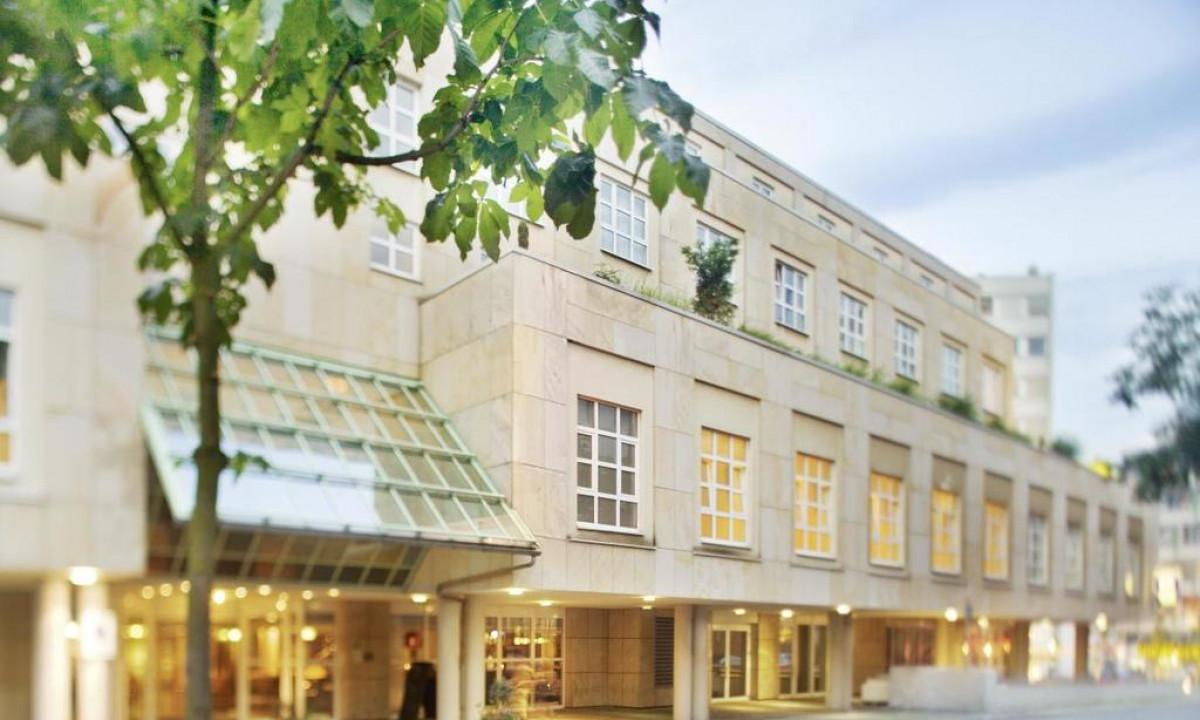 Hotel Best Western Kassel City - Overnatningshotel i Hessen