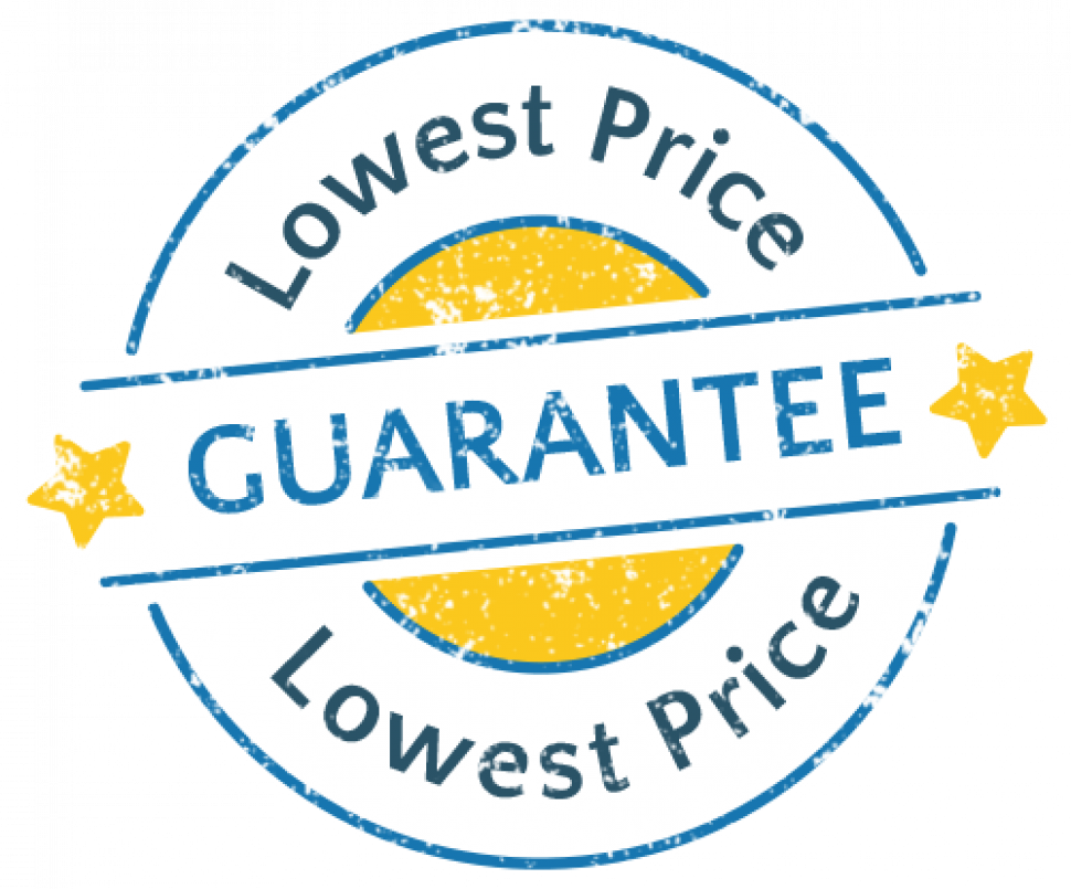 Allcamps's lowest price guarantee