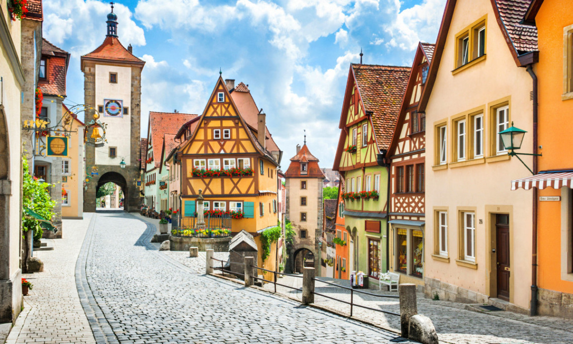 Ferieboliger Tyskland