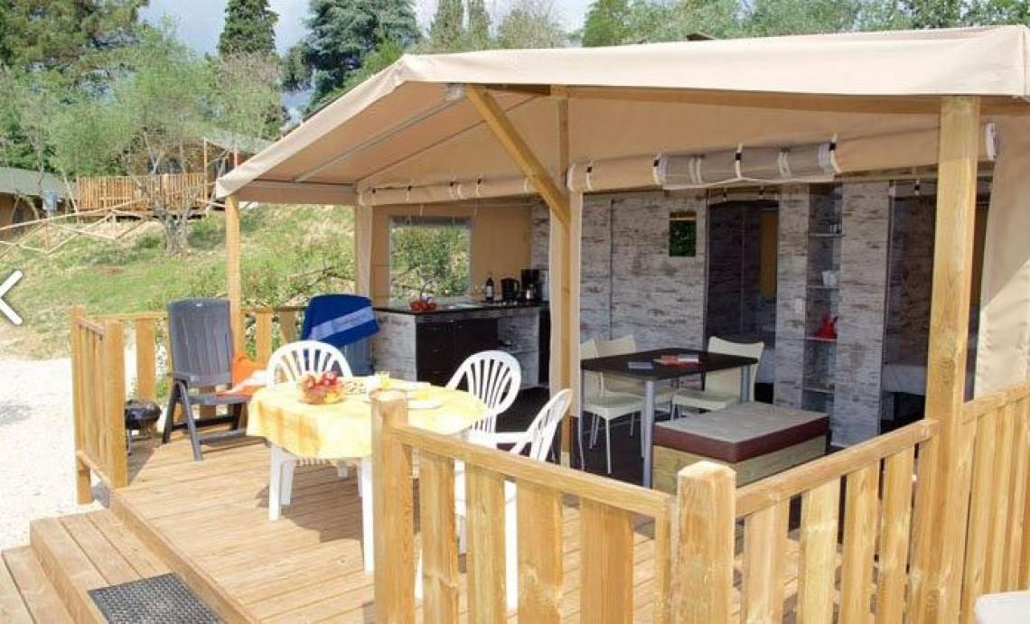 bundgalow telte, lodge telte, gusto camp