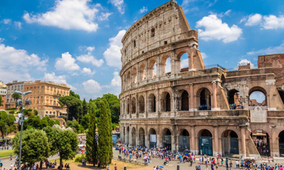 Rom - den historiske hovedstad
