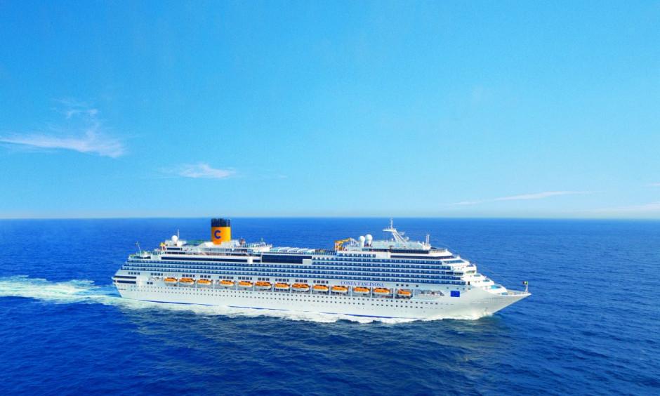 Krydstogtskibet Costa Fascinosa