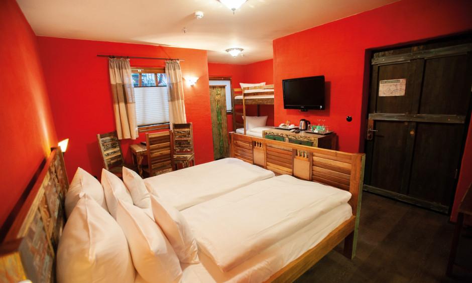 Premium værelse, tropical island, berlin, badeland
