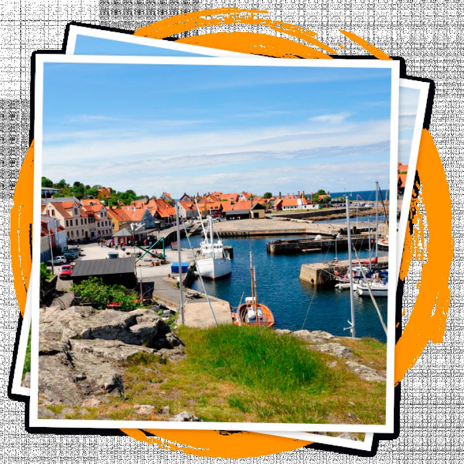 Bornholm, Solskinsøen