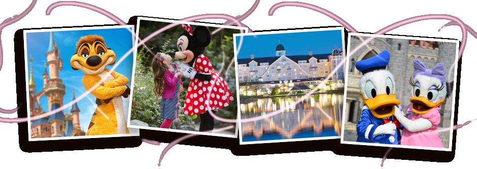 Spar 25% i Disneyland Paris sommeren 2021