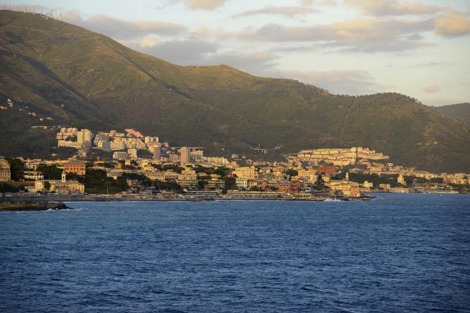 Genova - smukke bygninger