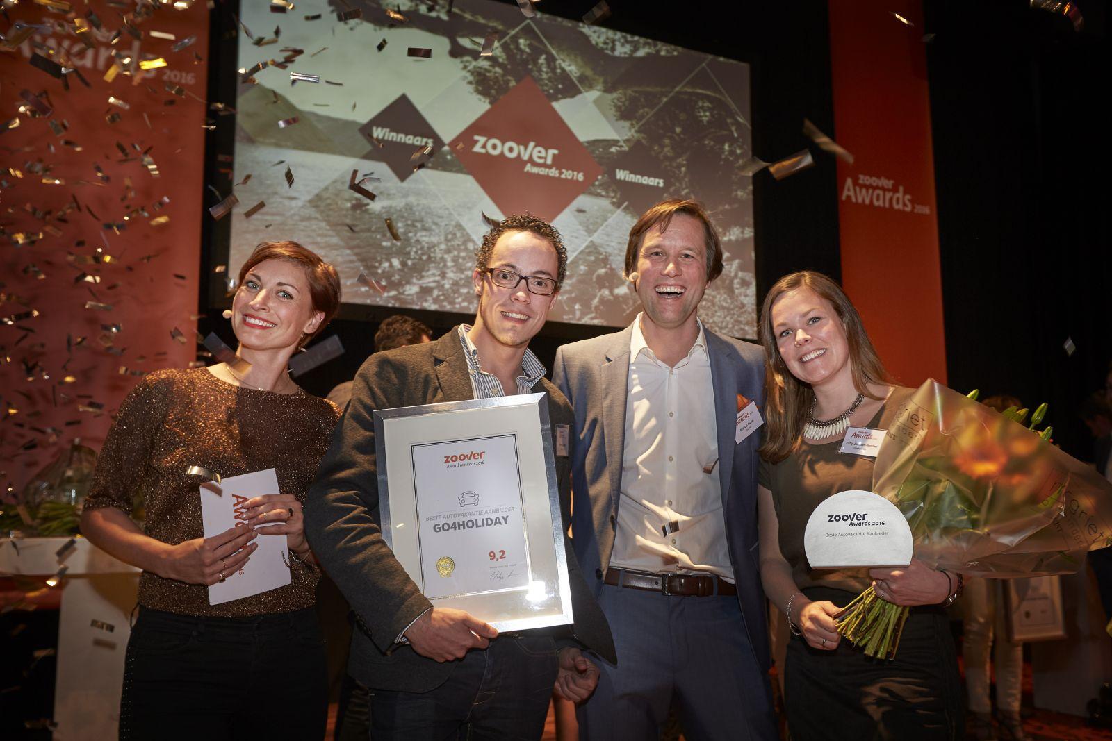 Winnaar Zoover verkiezing 2006 Beste Autovakanties