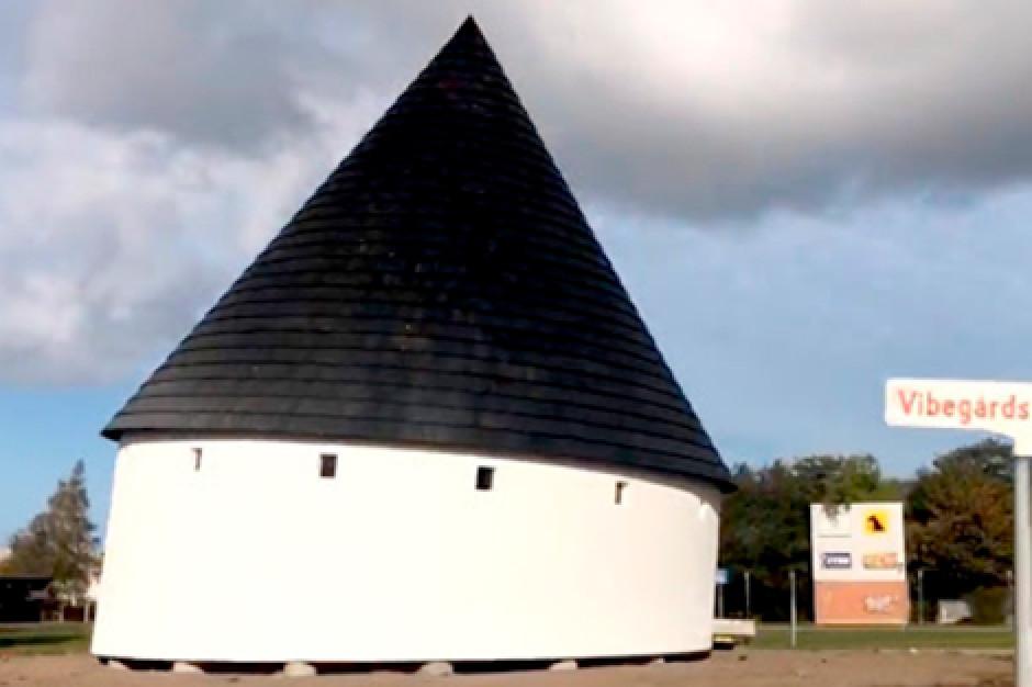 Den femte rundkirke, Bornholm