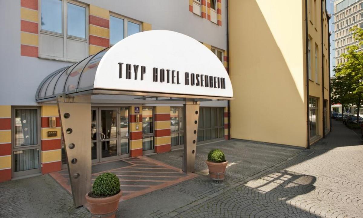 Hotel Tryp Rosenheim - Overnatningshotel i Sydtyskland