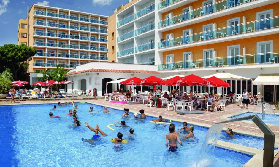 Hotel Alegria Maripins - Poolområdet