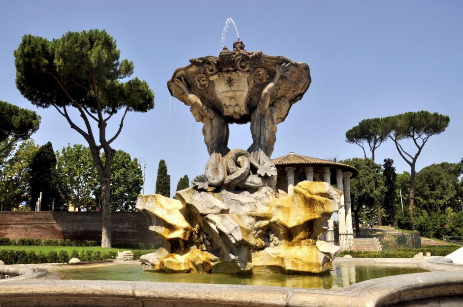 Rom- Springvand
