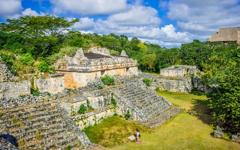Maya ruiner