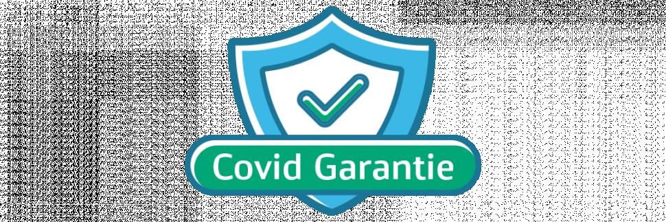 Buchen Sie sicher und risikofrei mit unserer Covid-Garantie
