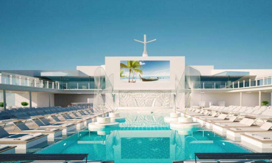 Pool MSC Grandiosa