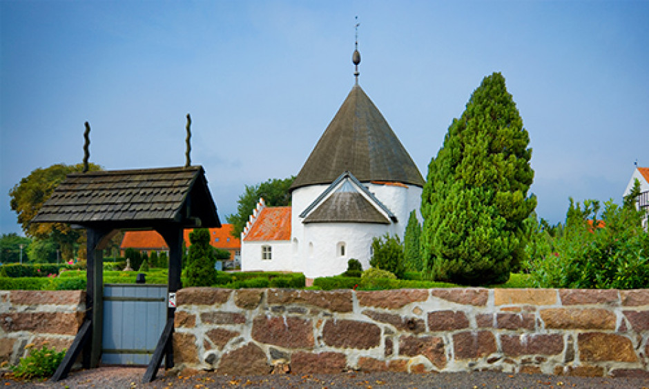 Rundkirker, bornholm