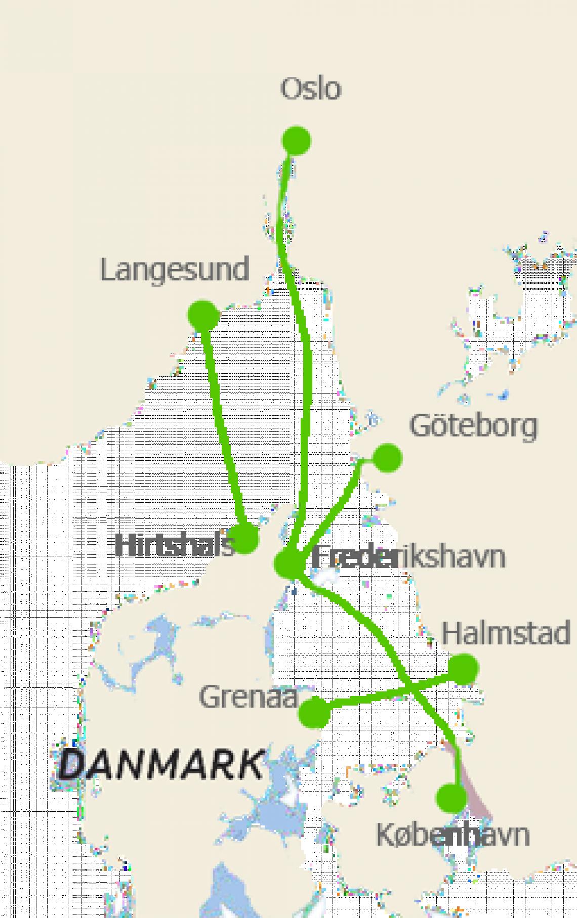færge, skiferie, dfds seaways, fjordline, stenaline