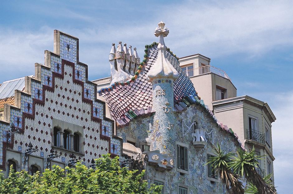Barcelona - farverig kultur by