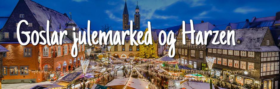 Julemarked, Goslar, Harzen, friferie