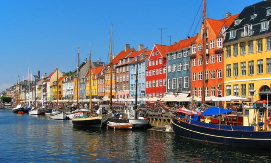København - Nyhavns farverige huse