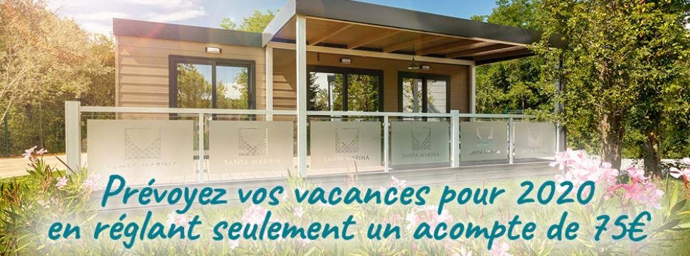 Pré-réservation Allcamps