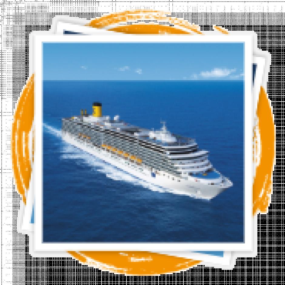 cruise, krydstogt