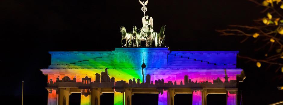 lysfestival i Berlin