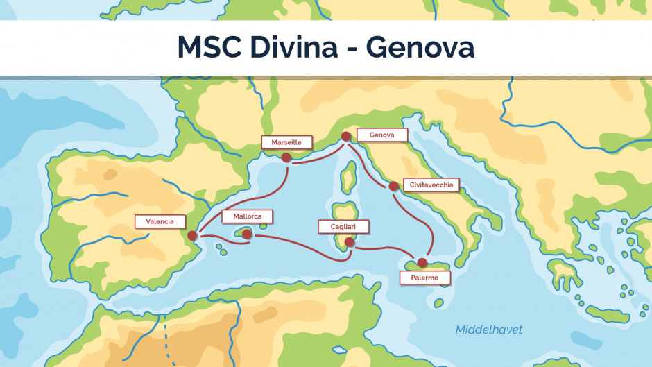 MSC Divina - Genova