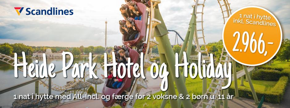 Heide Park Hotel og Holiday