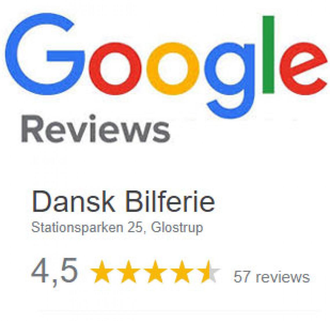 Camping - Google anmeldelser / reviews - Dansk Bilferie