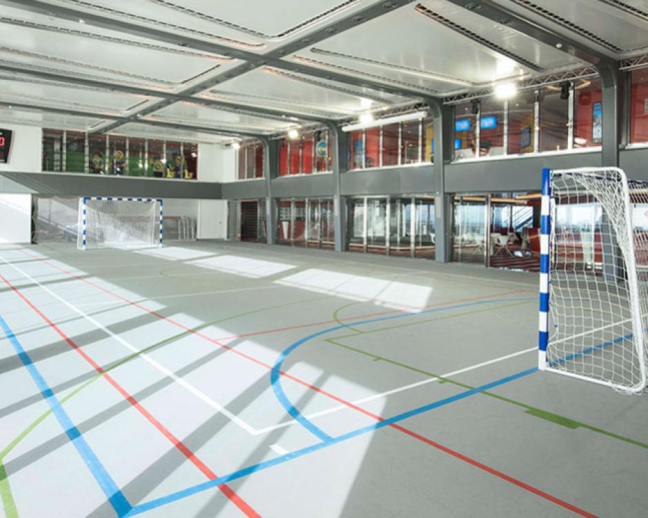 Sportsbane MSC Bellissima