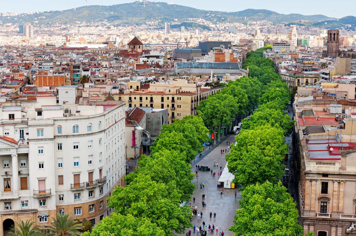 barcelona-ramblaen