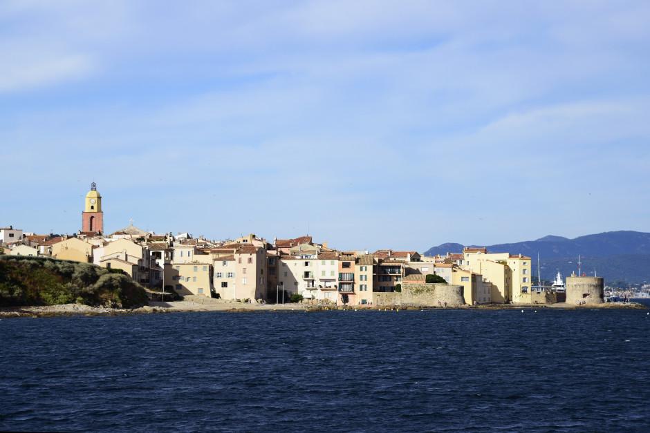 Landet fra havet Cannes og Cóte d'Azur